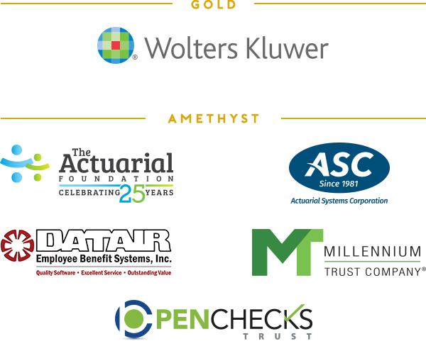 2019 Acopa Actuarial Symposium American Society Of Pension
